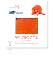 TOP-LAX® Wildlachs